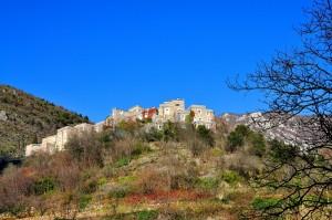 Colletta di Castelbianco - altro versante