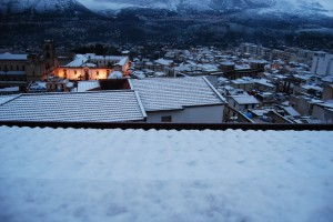 Tra la neve