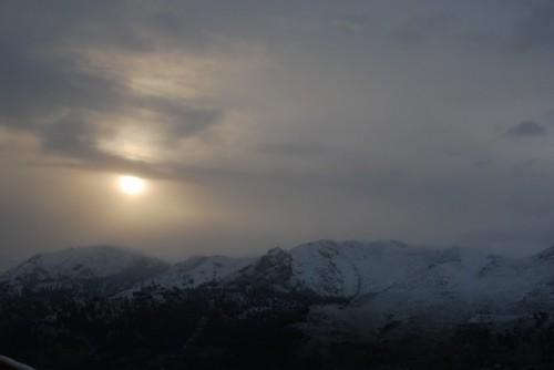 Monreale - Dopo la neve...