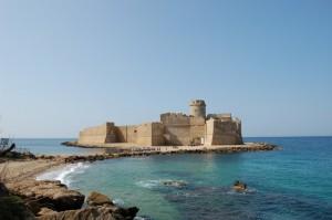 Il Castello Aragonese - Le Castella