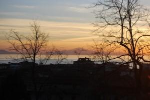 Marina di Nicotera - Tramonto