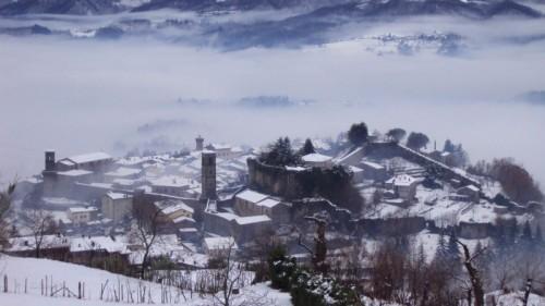 Castiglione di Garfagnana - Castiglione in bianco...