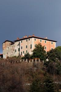 Castello Rosso di Loranzè