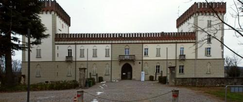 Castiglione Olona - Il castello Monteruzzo ingresso1