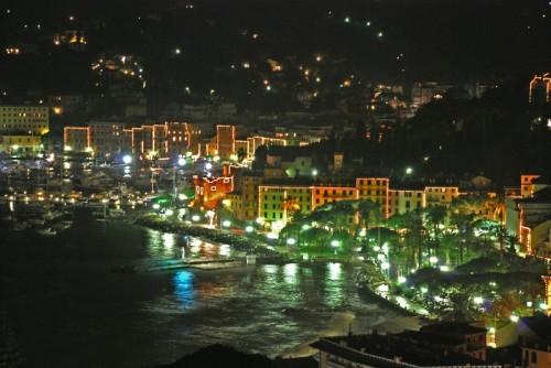 Santa Margherita Ligure - santa margherita di notte