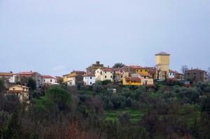 Panorama crespinese