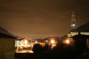 La notte a Valmadrera
