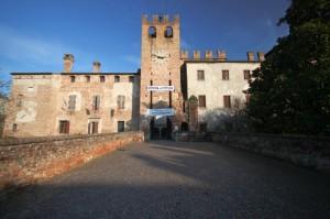 Ingresso del Castello di Sanguinetto