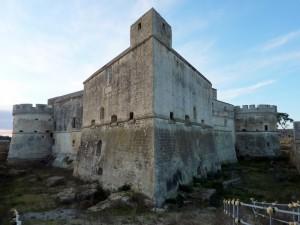 Acaya, il Castello