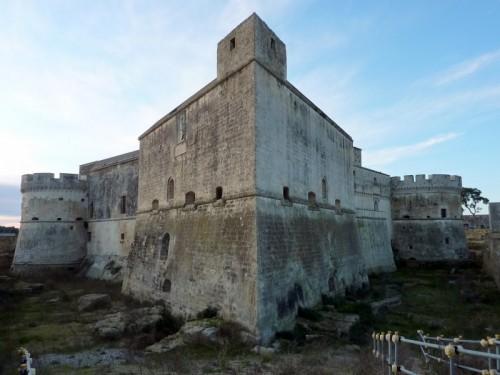 Vernole - Acaya, il Castello