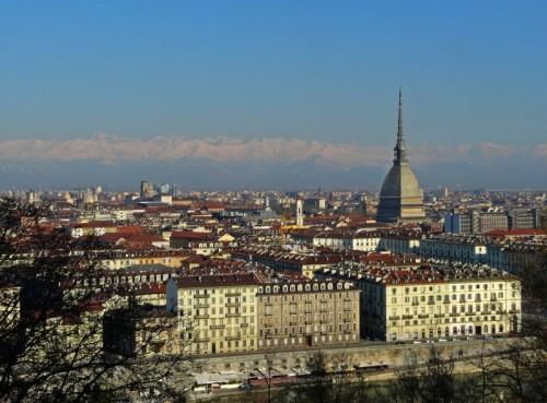 Torino - Gru a Torino