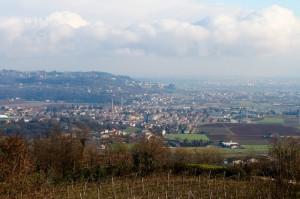 Panorama di Sovizzo