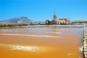 Le saline e il Museo del sale