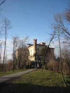 frazione Castellengo il castello