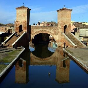 Il trepponti di Comacchio