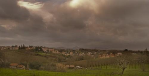 Mazzano Romano - Mazzano sempre sotto la pioggia