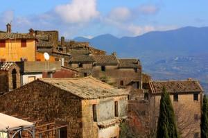 Civitella D'Agliano - Vista panoramica