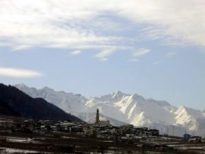 Inverno a Sernio
