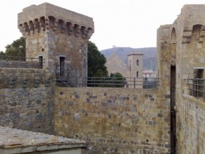 Bolsena: la Rocca Monaldeschi.