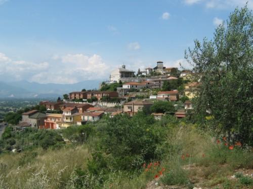 Piedimonte San Germano - Piedimonte S. Germano, Panorama