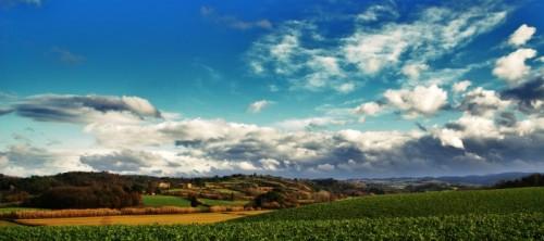 Lorenzana - Le colline