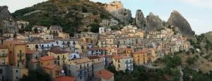 Castelmezzano e le sue dolomiti