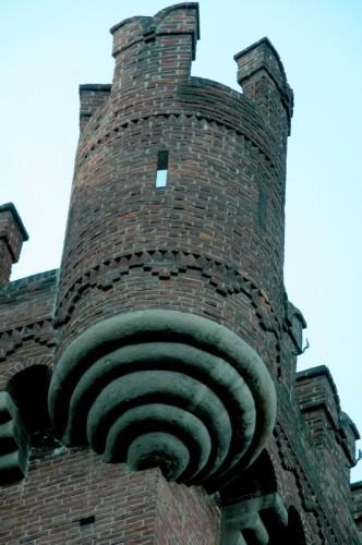 Torino - Torre del Castello Medioevale