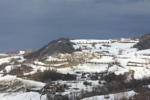 San Polo d'Enza - Un raggio di sole su Grassano....