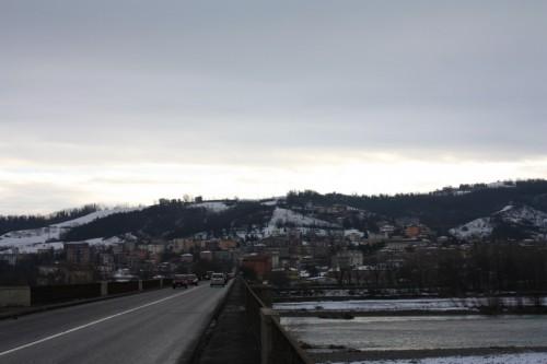 Fornovo di Taro - Fornovo: il suo ponte e il Taro...