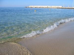 il mare limpido