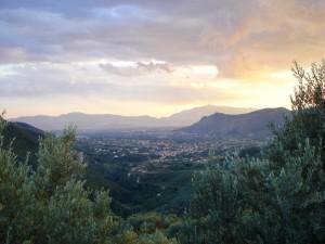 Sant'Elia e la Valle del Liri