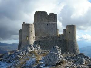 Il castello più elevato d'Italia