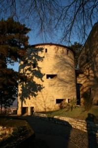 Brescia - Cannoniera del castello