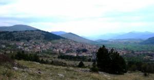 Panorama di Barisciano