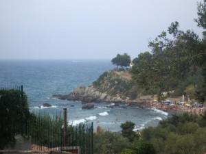 La spiaggetta di Mazzaforno
