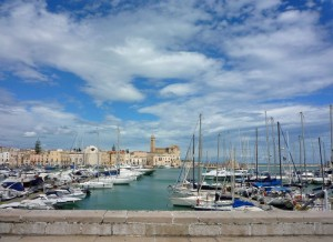 Trani e il porto
