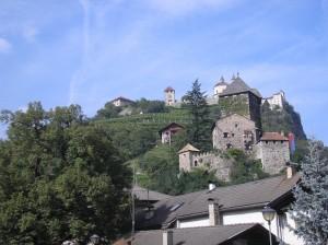 Castel Branzoll e l'Abazzia di Sabiona