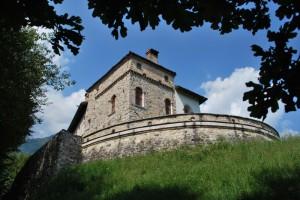 Il castello nascosto…