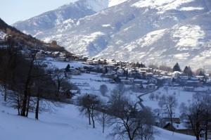 Inverno al mio paesello…