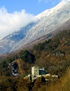 Il castello di Domofole