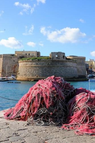 Gallipoli - Un castello di pescatori