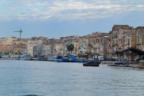 """Taranto - ...via Cariati con le sue """"Paranze"""""""