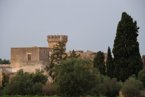 Statte - Masseria fortificata o ex castello?