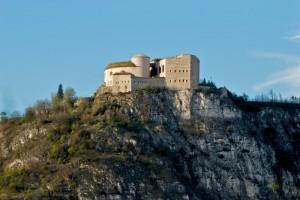 Monte Castello con il Forte di Rivoli