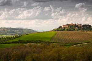 Ville e vigne in Chianti