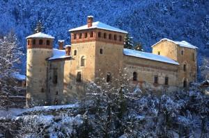 il castello di Cartignano