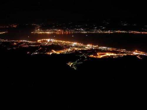 Messina - Lo stretto di Messina