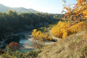 i colori del fiume