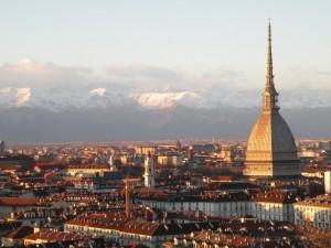Una….calda Torino d'inverno