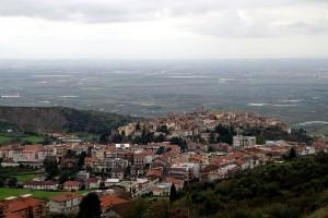 Andando a Rocca Massima